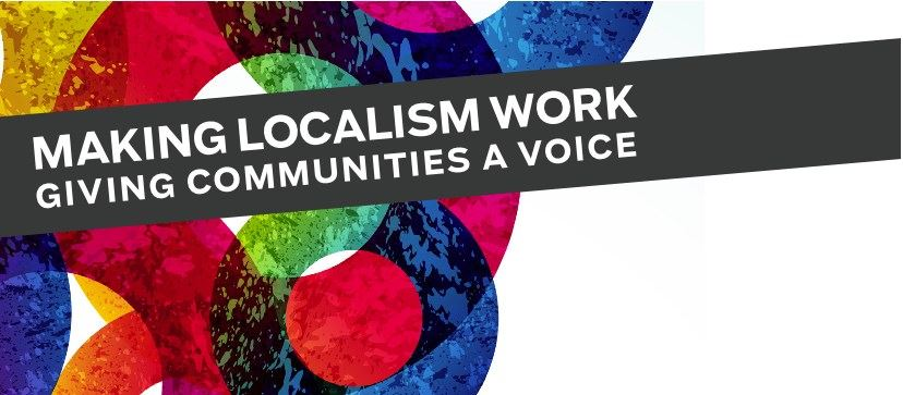Making Localism Work Cover Image