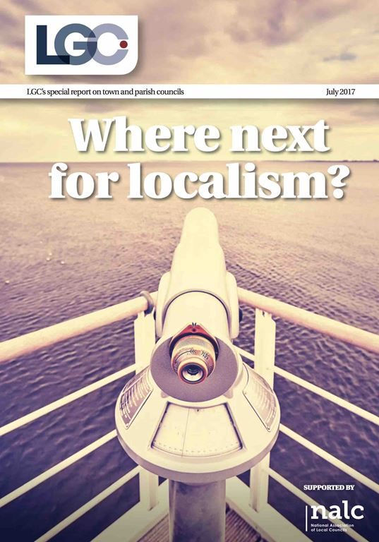 WHERE NEXT FOR LOCALISM