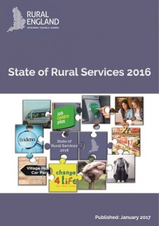 What is the state of rural England?