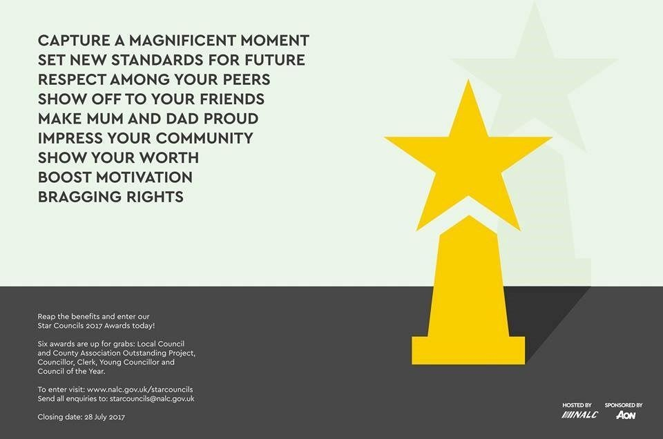 NALC launch Star Councils 2017 awards