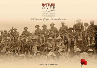 Battle's Over – A Nation's Tribute
