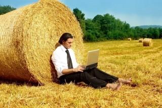 Rural not-spot communities begin to have broadband
