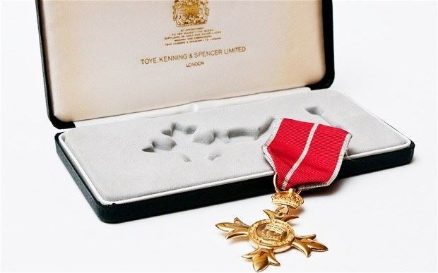 NALC congratulates New Year honours 2015
