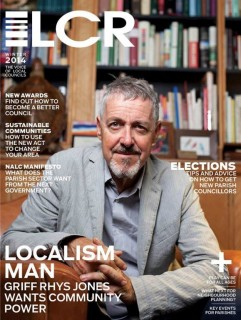 A voice for local councils