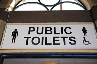 Don't let parishes get 'caught short' over public toilets