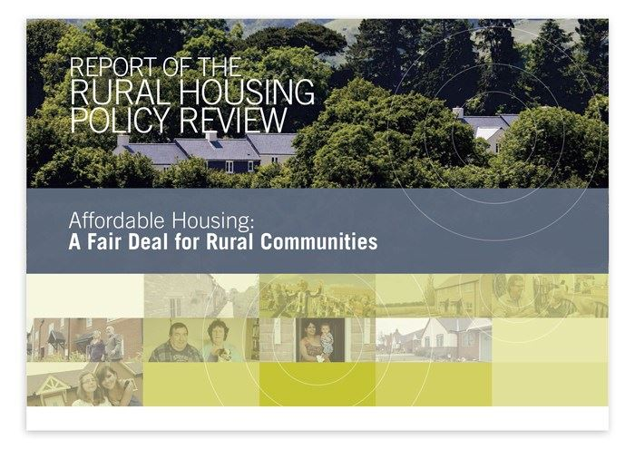 Rural Housing Policy Review